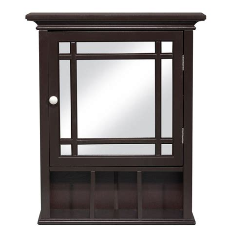 medicine cabinet for home elegant home fashions albion 24 in h x 20 in w x 6 1 2