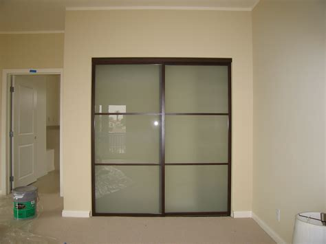 Sliding Closet Doors Canada by Frosted Glass Bifold Closet Doors Canada Dandk Organizer