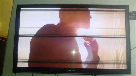 solucionado televisor samsung rayas horizontales yoreparo