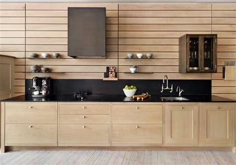 meubles de cuisine en bois renovation meuble cuisine bois deco maison moderne