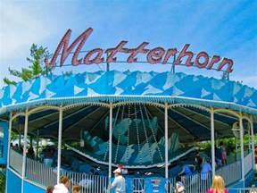 Cedar Point Amusement Park Rides