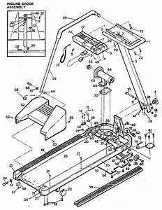 Lifestyler 831296454 Treadmill Parts