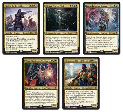 Mtg Commander Decks 2016 by Wizards Play Network