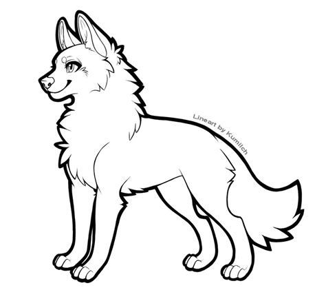 wolves drawing easy  getdrawingscom   personal