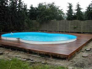 Pool Aus Holz : holzterrassen holzterrasse umrandung swimming pool weber holzbau und trockenbau aus achim ~ Frokenaadalensverden.com Haus und Dekorationen