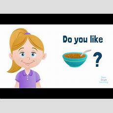 Do You Like Broccoli Ice Cream Food Song Youtube