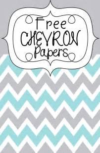 Free Chevron Border Clip Art