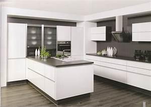 Beispiele fur kuche ohne griffe architektur pinterest for Küche griffe