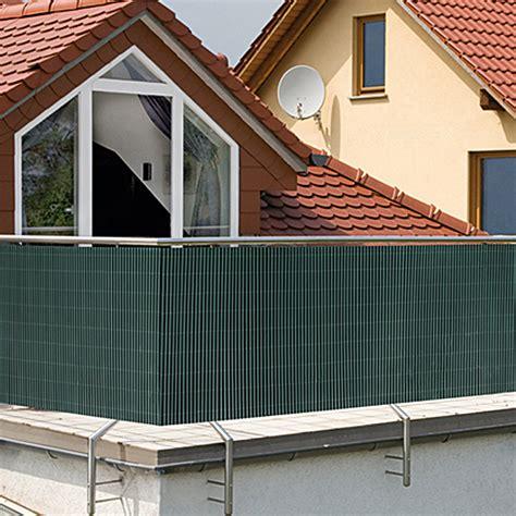 Bauhaus Balkon Sichtschutz by Bambus Sichtschutz Bauhaus Affordable Sichtschutz Holz