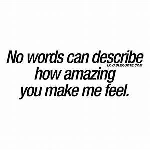 Cute quotes for... Amazing Feeling Love Quotes