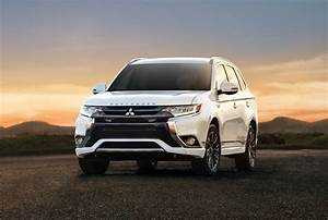 Vehicle Preview: 2019 Mitsubishi Outlander PHEV Upgrades