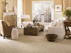 The right carpet for every room best flooring choices for Patterned carpet in living room