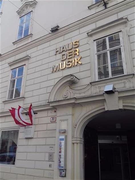 Haus Der Musik  Picture Of Haus Der Musik, Vienna