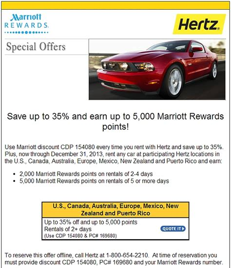 20224 Hertz Promotional Coupon Code by Hertz Coupon Codes Print Sale