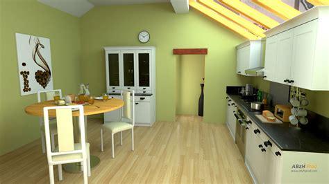 modelisation cuisine modélisation et animation 3d d 39 une cuisine tutorial