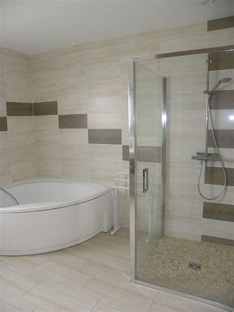 indogate com salle de bain beige et gris