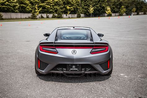 Nsx Curb Weight by Drive 2018 Acura Nsx Car