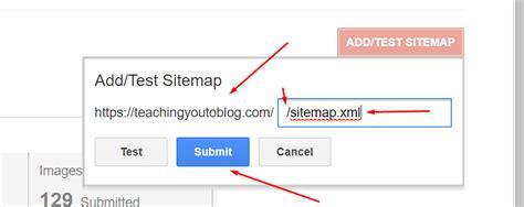 How Add Sitemap Google Bing