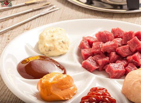 cuisine bourguignonne recettes fondue bourguignonne une recette soscuisine