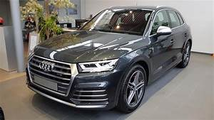 Audi Sq5 2018 : 2018 audi sq5 3 0 tfsi quattro tiptronic youtube ~ Nature-et-papiers.com Idées de Décoration
