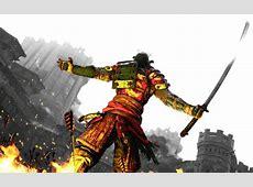 Two Samurai Stance Sword 8