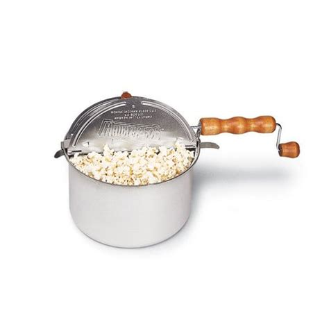 popcorn popper whirley stovetop pop poppers