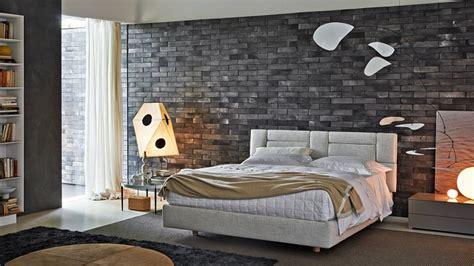 peinture murale pour chambre adulte chambre moderne 56 idées de déco design