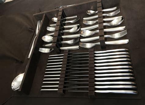 drawer flatware inserts standard