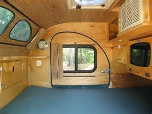 Trailer Travel Teardrop Camper