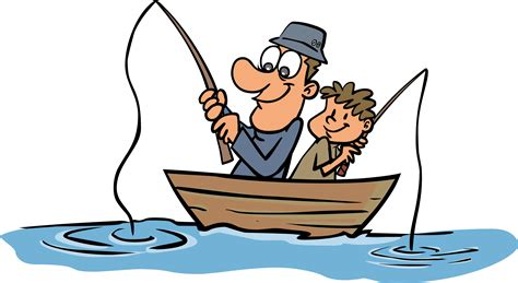 Boat Cartoon Transparent by Fishing Boat Clipart Transparent Pencil And In Color