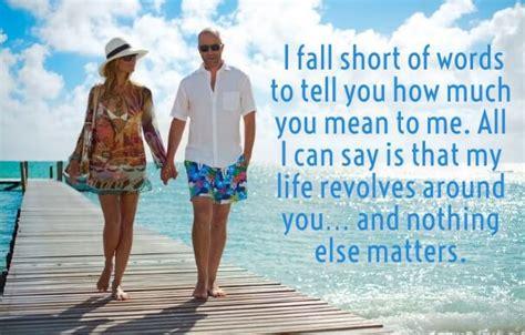 honeymoon love quotes  images  romance