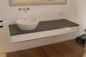 Aufsatz Waschtisch Unterbau : waschbecken waschtisch neu und gebraucht kaufen bei ~ Indierocktalk.com Haus und Dekorationen