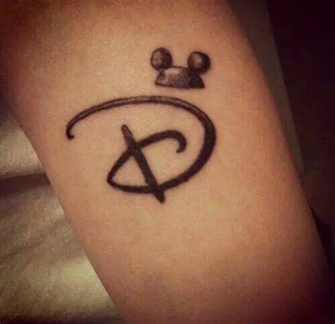 Disney Tattoo  Image #3735728 Par Loren@ Sur Favimfr
