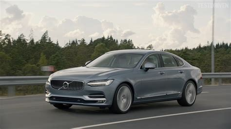 Volvo S90 Image by 2016 Volvo S90 Driving