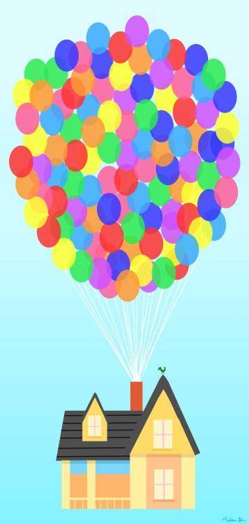 Up Clipart Pixar Up House Clip Cliparts