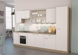 meuble sur hotte de cuisine contemporain 1 abattant chene With meubles blanc lisle sur tarn