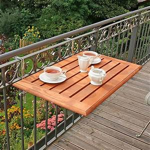 Table Pour Petit Balcon : fantastic idea for a small balcony a small table for anything modern interior and decor ideas ~ Melissatoandfro.com Idées de Décoration