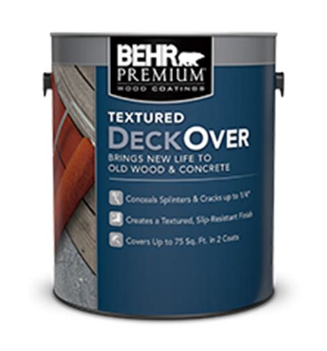 behr premium textured deckover coating behr