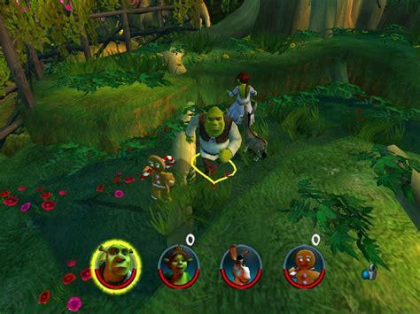 Shrek Playstation Game Gatorsokol