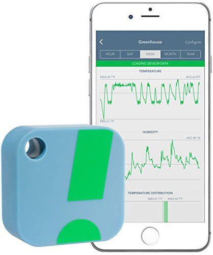 wireless thermometer iphone best sensorpush wireless thermometer hygrometer for