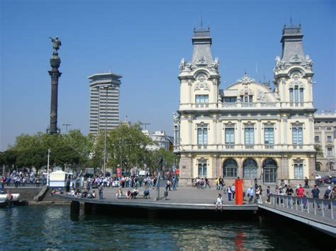 traveluxe blog archive barcelona waterfront