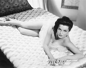 YVONNE FURNEAUX SEXY B&W ON BED PHOTO OR POSTER eBay