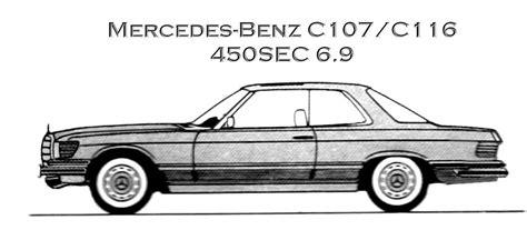 C107 Form by Mb Exotenforum Sonderkarossen Umbauten Tuning Wobei