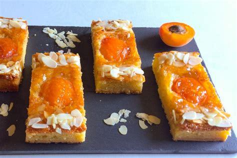 amandine aux abricots tarte