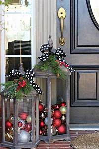 best 25 christmas decor ideas on pinterest xmas With kitchen cabinet trends 2018 combined with wrought iron votive candle holder