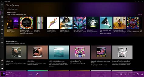 Microsoft Working On Groove Music Improvements On Ios And