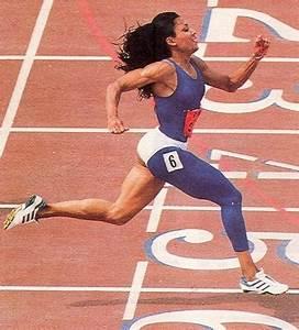 African American Female Track  U0026 Field Runners