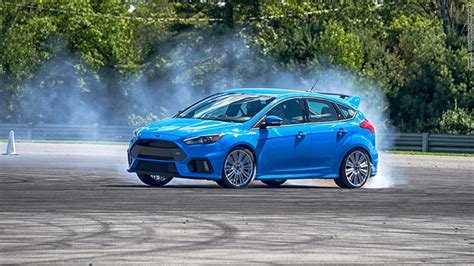 Drift Ford Focus by German Built Ford Focus Outrageously
