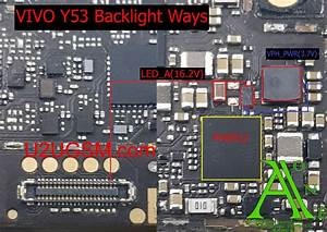 Vivo Y53 Display Light Solution Lcd Jumper Problem Ways
