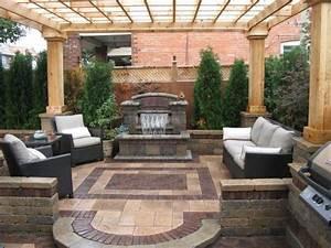 15, Enhancing, Backyard, Patio, Design, Ideas, For, Small, Spaces